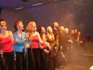 Afscheidsconcert vocalgroepTightbarsin Groningen