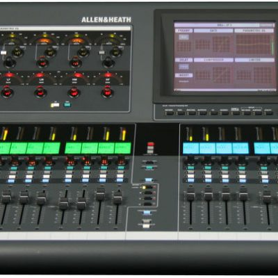 complete A&H I-live T-80 digitale mengtafel-set