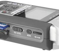 Harddisk /Flash recording