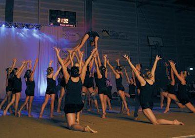 10-jarig bestaan van Gymnastiekvereniging ATC Sneek