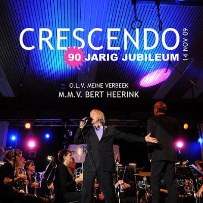 jubileum concert  Crescendo Heeg.