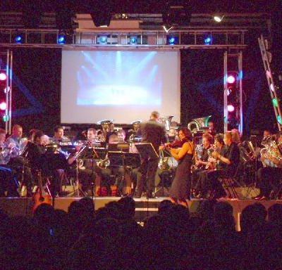 Muziekvereniging Crescendo te Hijum-Finkum