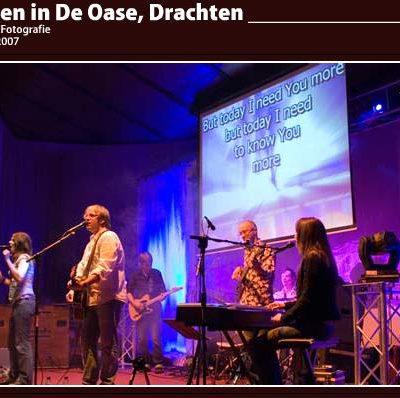 Concert van Kees Kraayenoord & band.