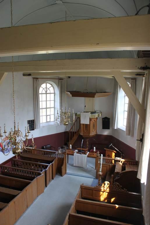 Kerk installatie