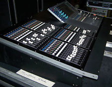 Inzet Yamaha M7 monitor/foh consol