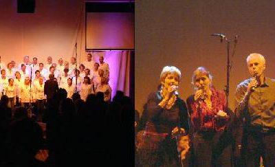 concert Gospelkoor Signalen & Roerend goed