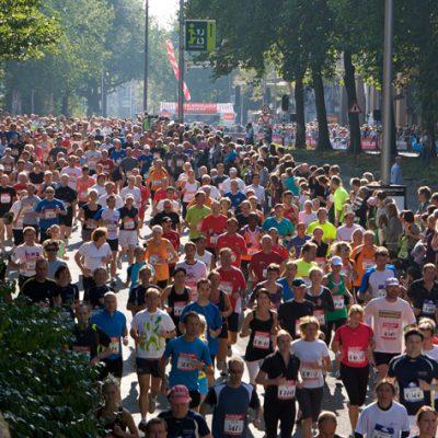 De singelloop Utrecht 2009 is weer naar tevredenheid uitgevoerd.