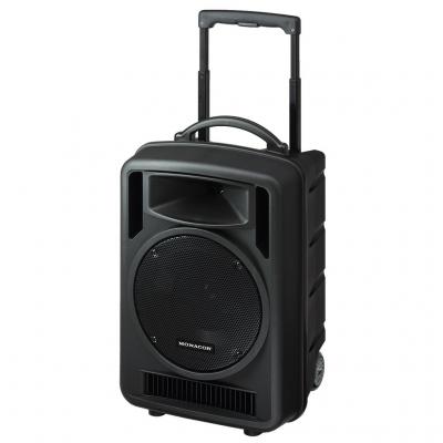 Monacor TXA-1020USB geluidssets voor Zwembad de Schelp en de Melanen BV