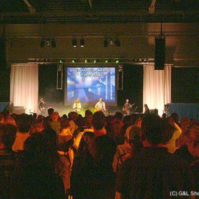 Concerten van Kees Kraayenoord & band.